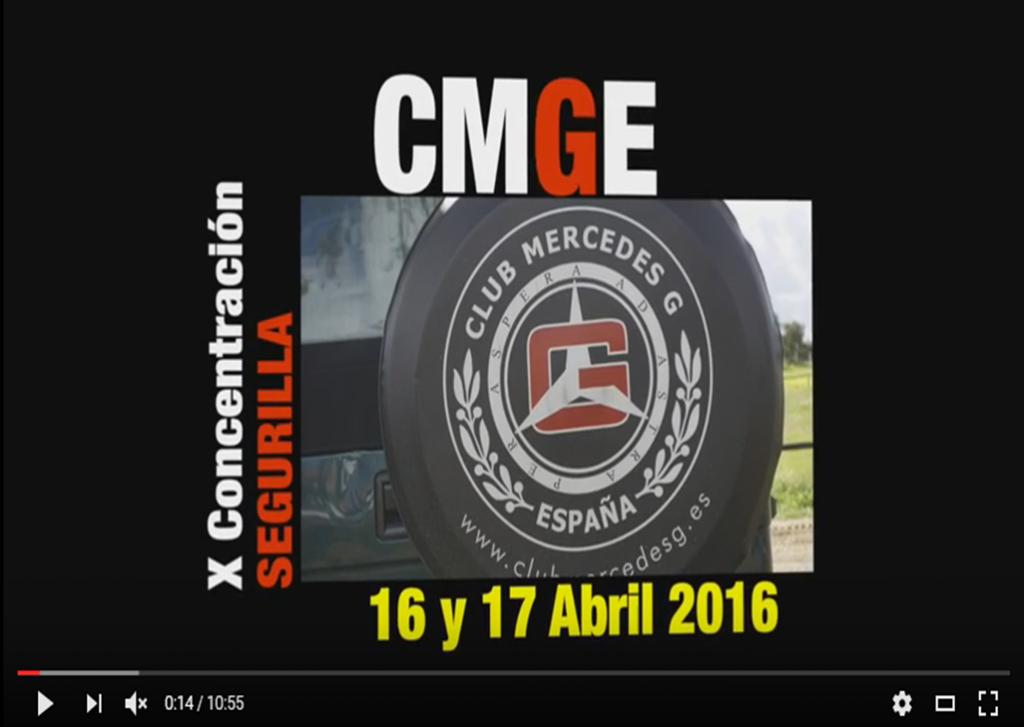 10ª Concentración CMGE - Segurilla 2016